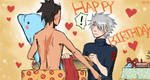 Kakashi's BDay Surprise