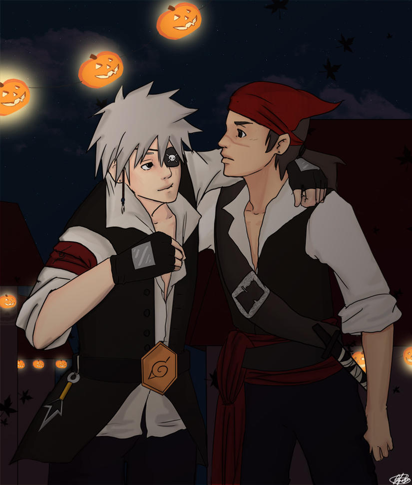 Ninja Pirates by Jofelly
