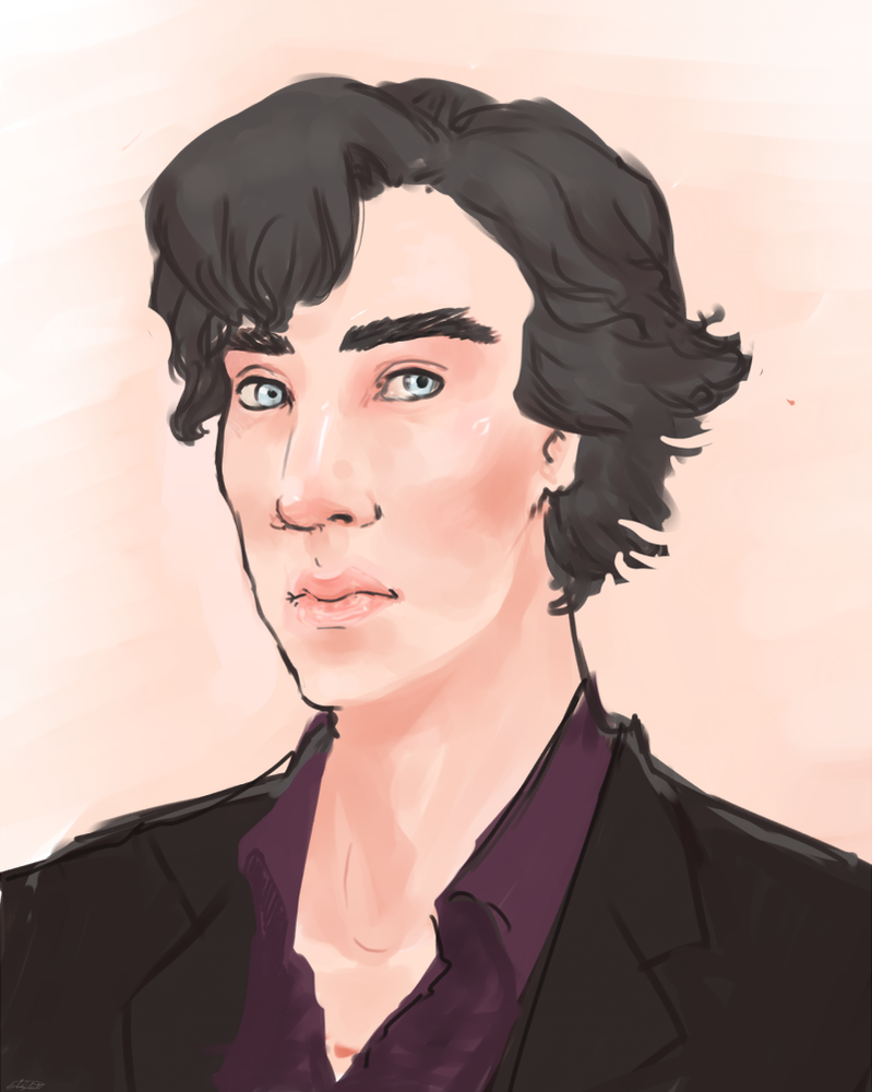 Sherlock by Jofelly
