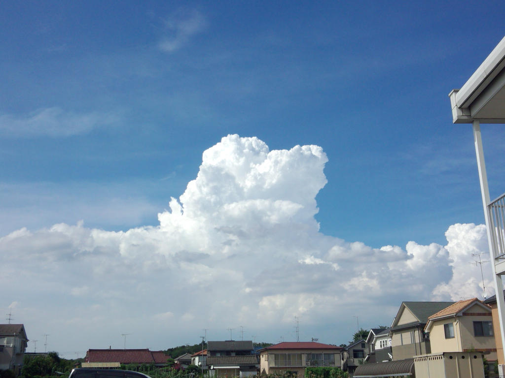20140803 Cloud by Yuh-o