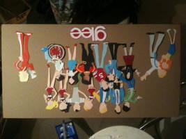 Glee Paper Dolls by adwooddesigns