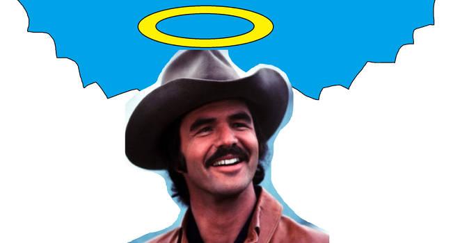 Burt Reynolds in Heaven