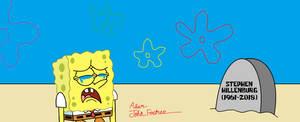 Stephen Hillenburg Tribute by Fortnermations