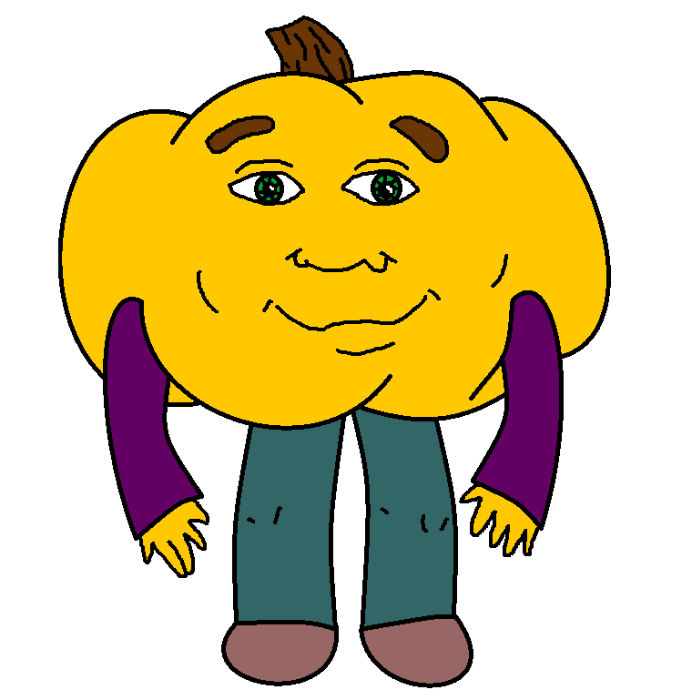 Hungry Pumkin By Fortnermations On Deviantart A pumpkin is a fruit block that appears in patches of grassy biomes. hungry pumkin by fortnermations on
