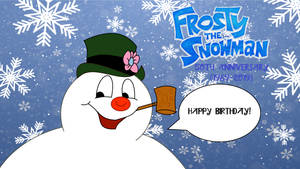 Frosty the Snowman 50th Anniversary!