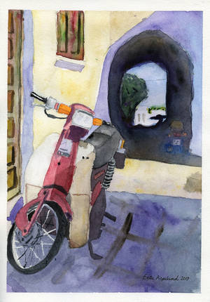 Scooter by eetuaspl