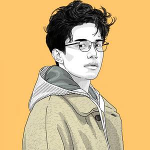 Male Glasses Modern Aesthatic