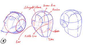 Head study step 3