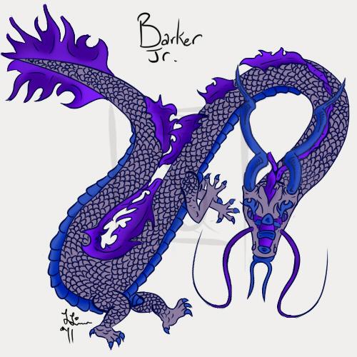 Barker Jr Dragon Adoptable