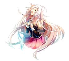 IA Vocaloid Render by lraskie