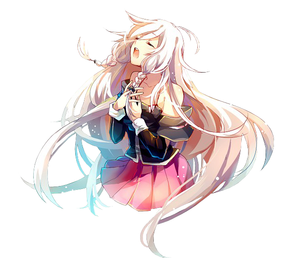 IA Vocaloid Render by lraskie