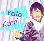 Noragami - Yato mini wallpaper