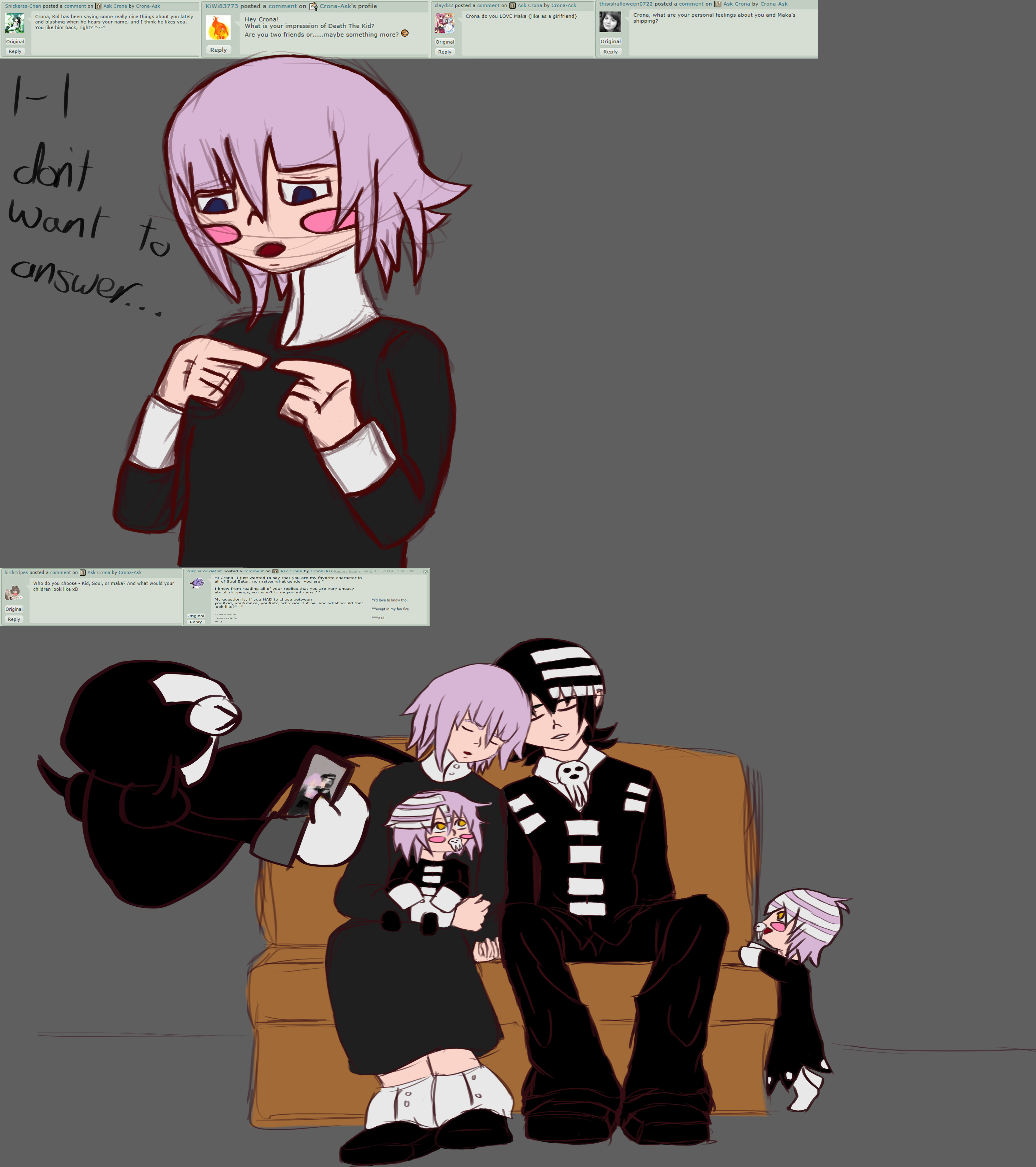 Worksheets X For What For Kid crona x kid on we love deviantart