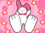 My-Melody Paw Tease (Onegai my Melody)
