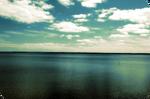 Across The Ocean...err Lake