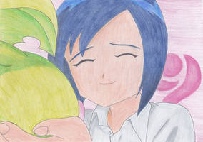 Kindness Zero Two by YunaAngel90