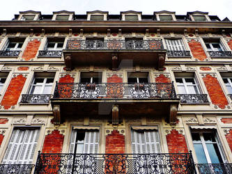 Strasbourg - Balconies by Paseas-Images