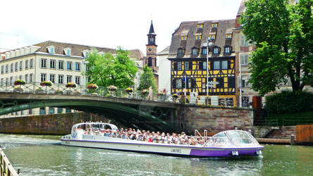 Strasbourg - Cabriolet by Paseas-Images