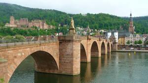 Heidelberg Old Bridge 1
