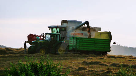 Getting the Harvest