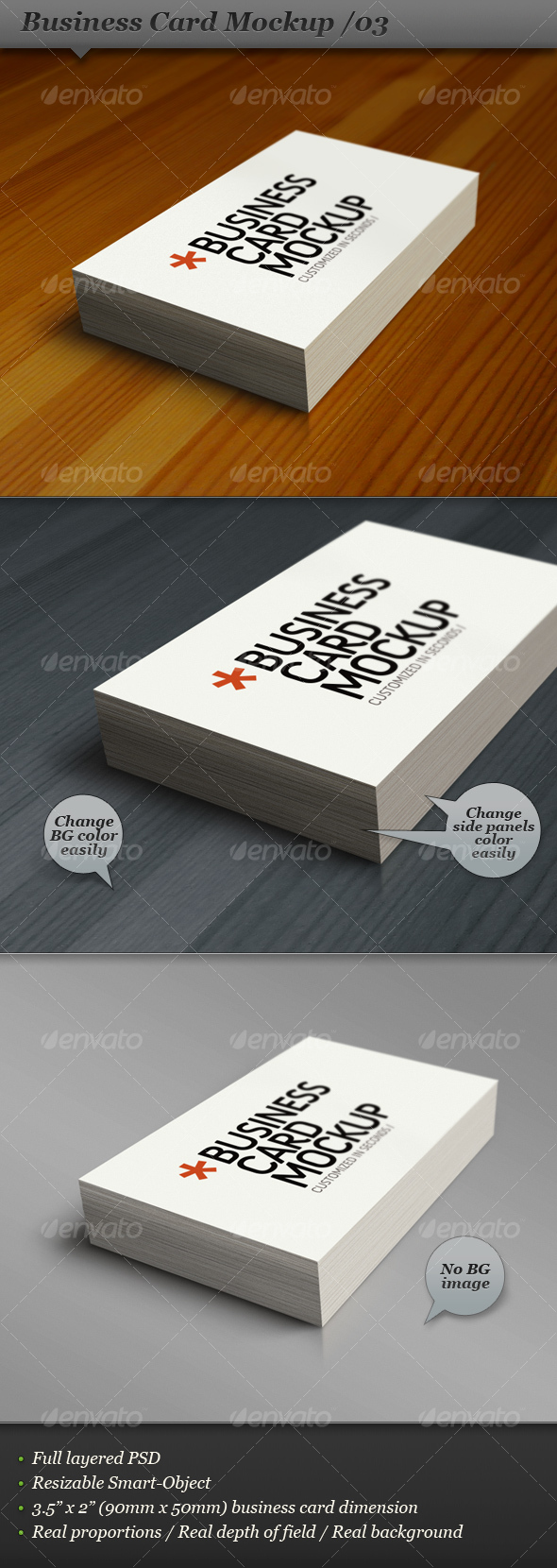 Stack of Business Cards images