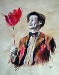 The Doctor with the red balloon
