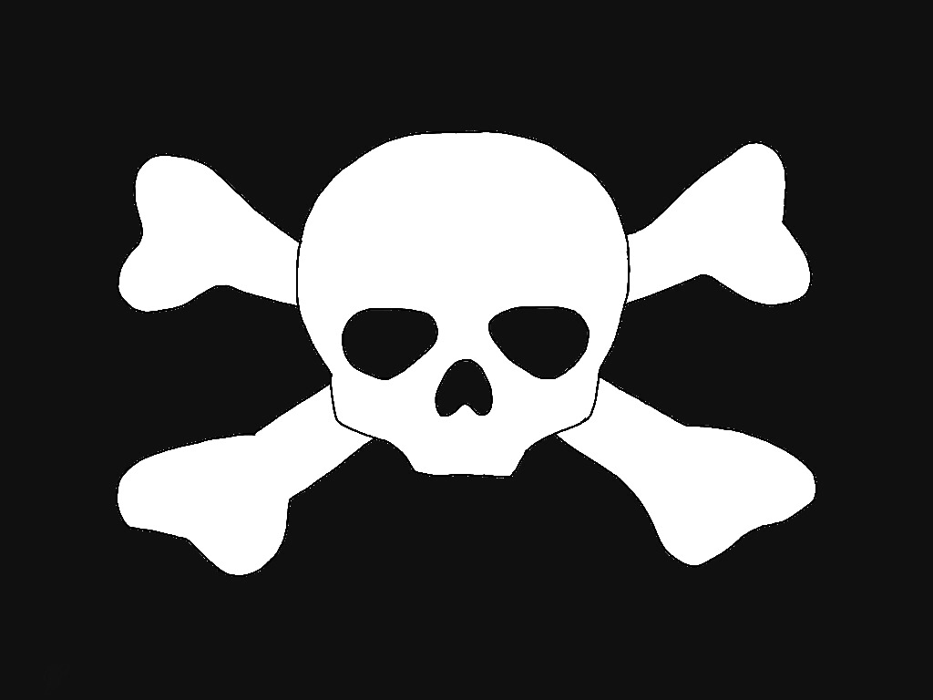 A New Pirate Flag Wallpaper by CrawfordJenny