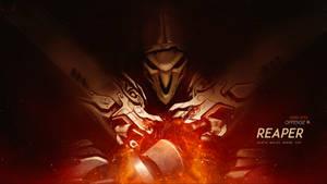 Reaper Wallpaper - Overwatch