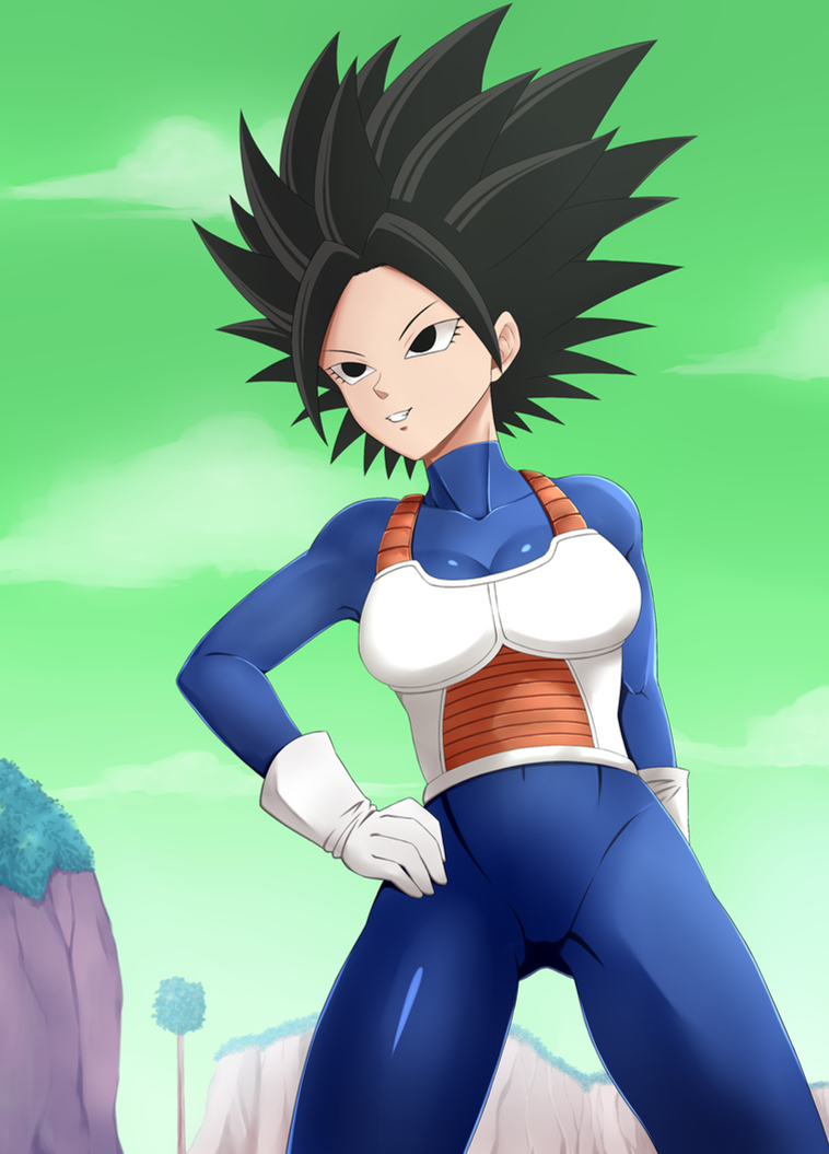 Caulifla by kilaquin