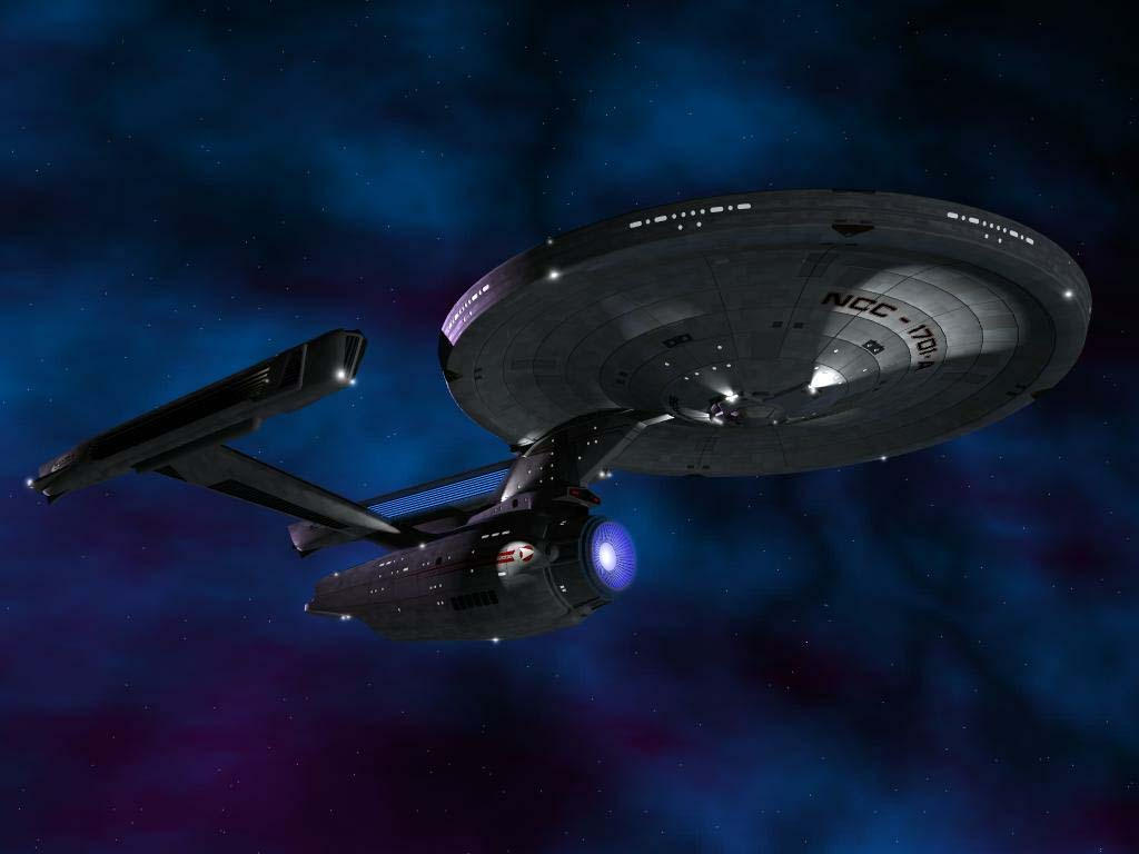 The Constitution Class by Dannius