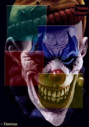 Insane Clown by Dannius