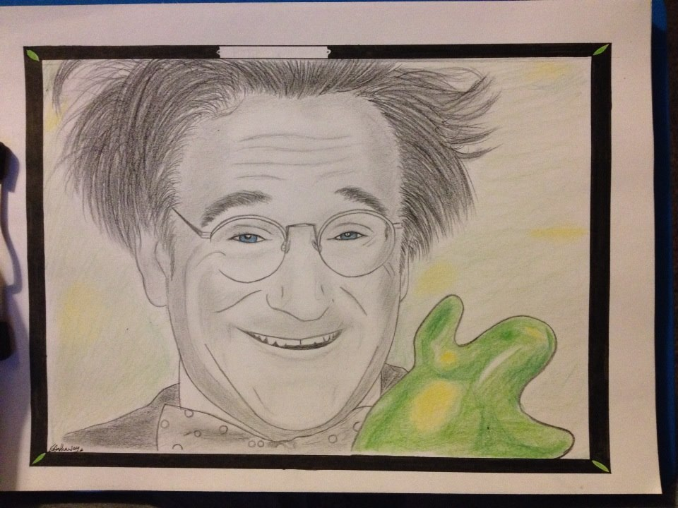 RIP Robin Williams by Magic-Yaoi-Mushroom
