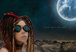 look into the sky by nicolsche