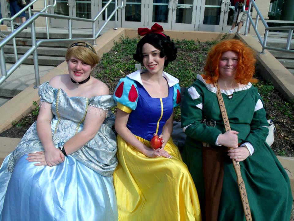 Princess Group at Gencon 2014 by sarita1893