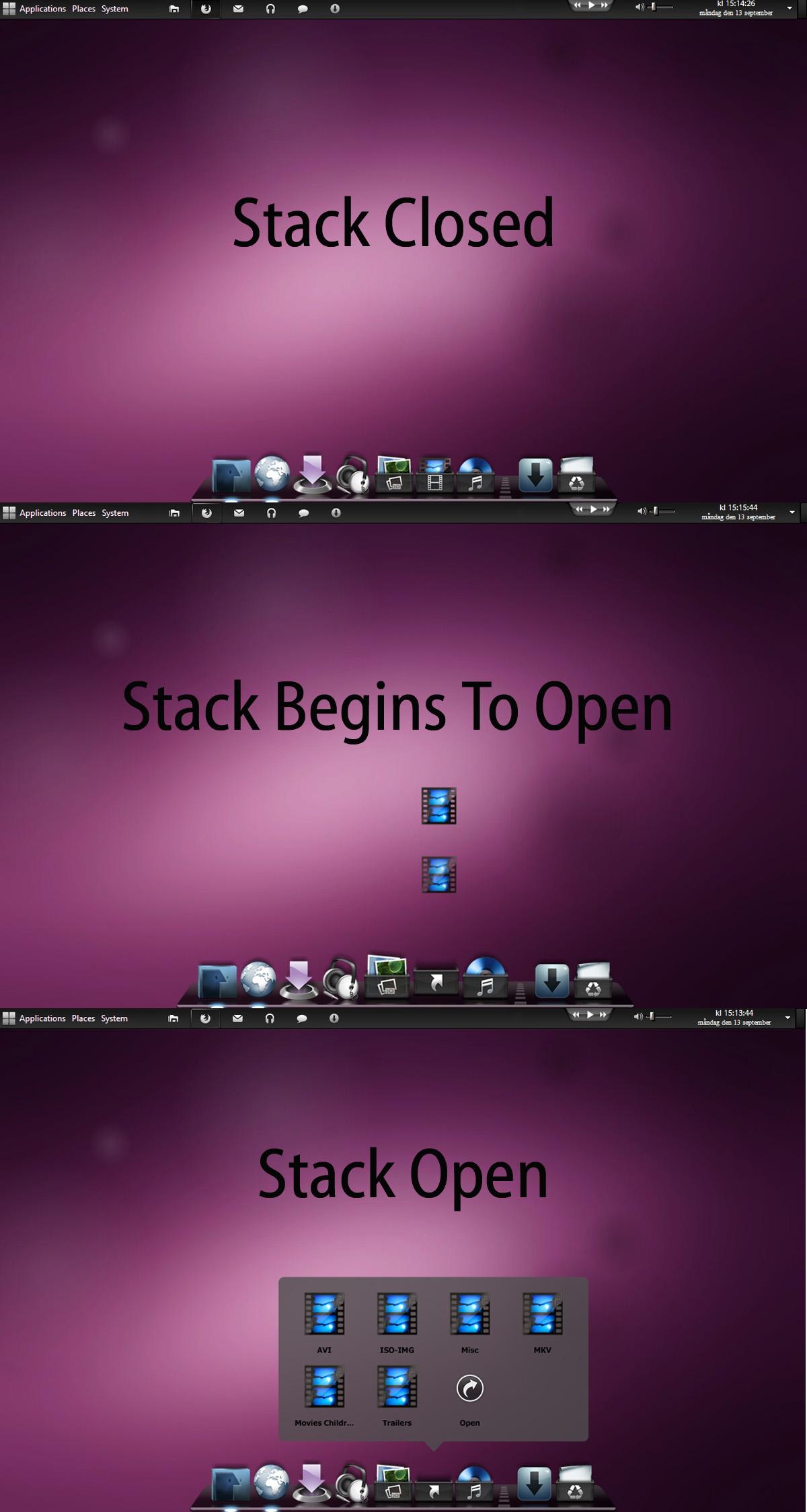 My New Stack by Mr-Ragnarok