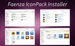 Faenza IconPack Installer
