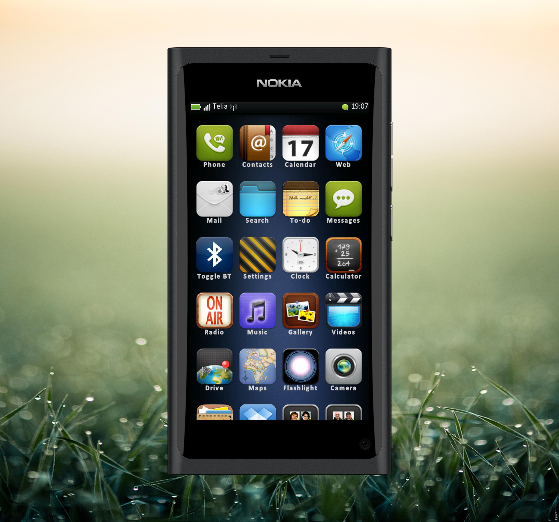 Nokia N9 Modified