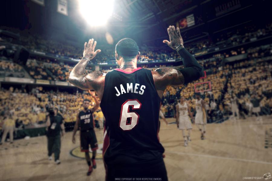 King James by TheHawkeyeStudio