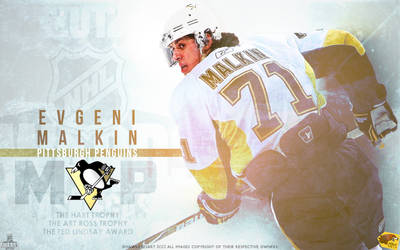 MVP Malkin by TheHawkeyeStudio