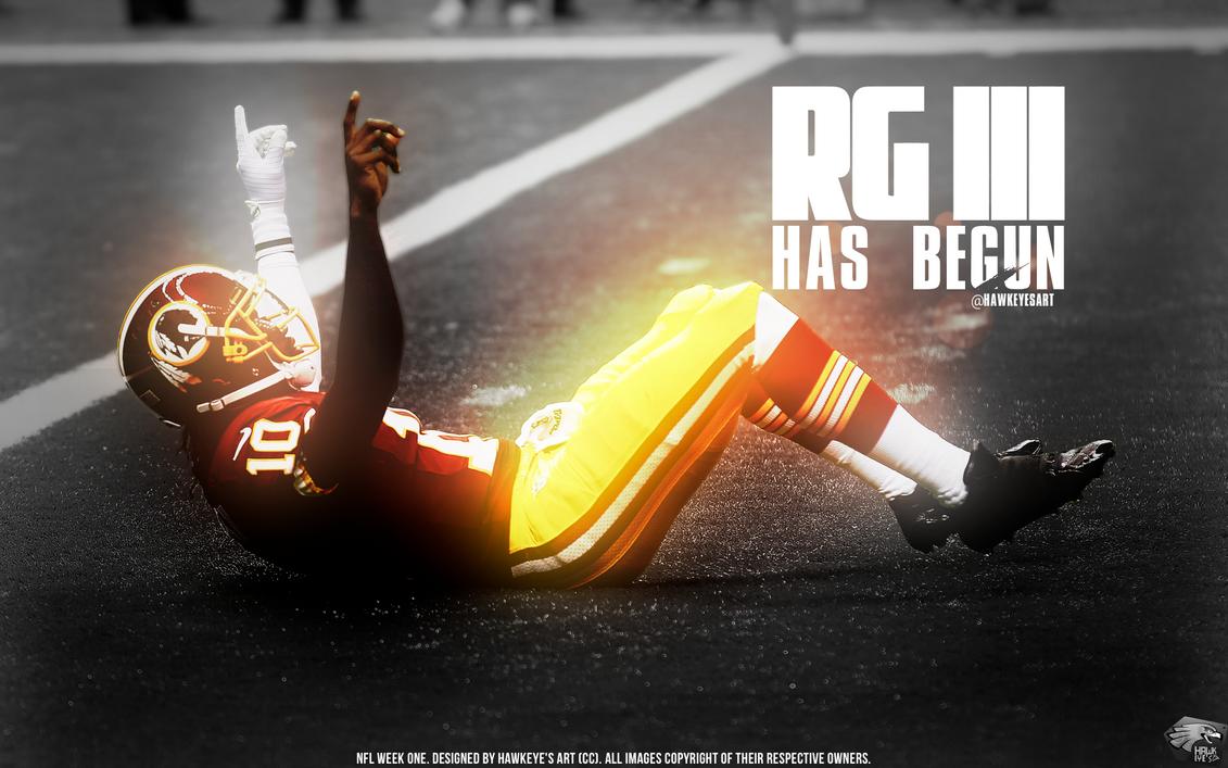 RG III - NFL 2012 by TheHawkeyeStudio
