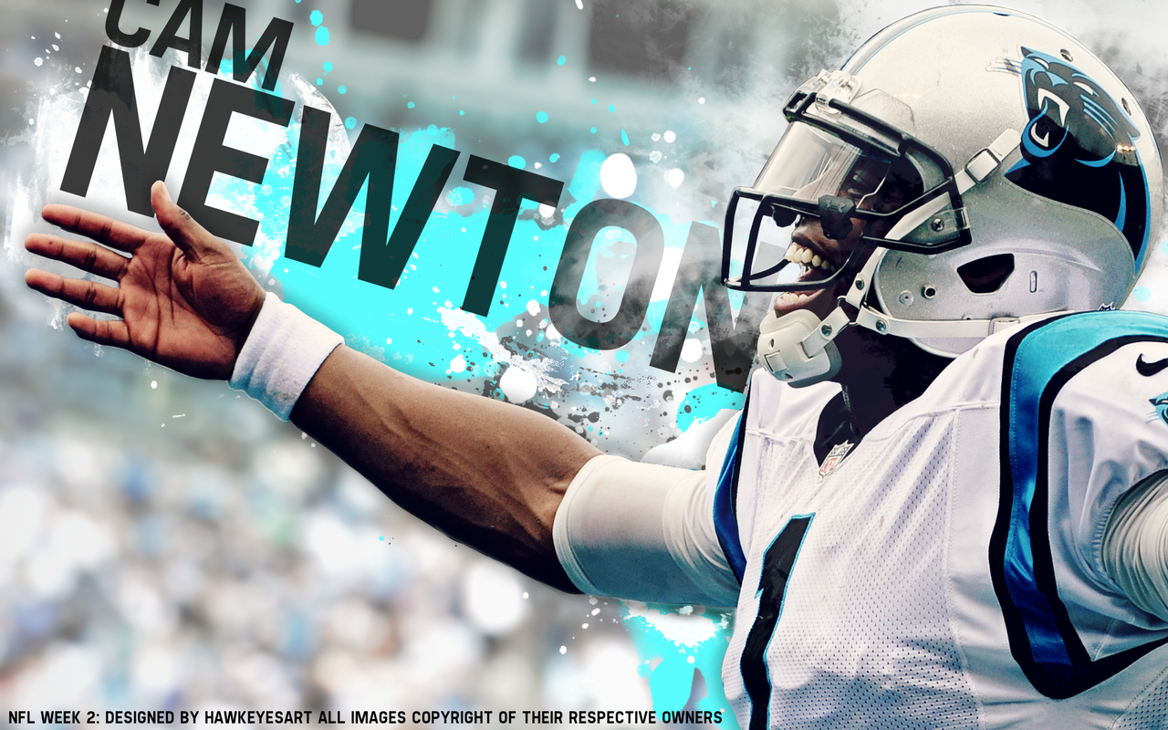 Cam Newton 2012 by TheHawkeyeStudio