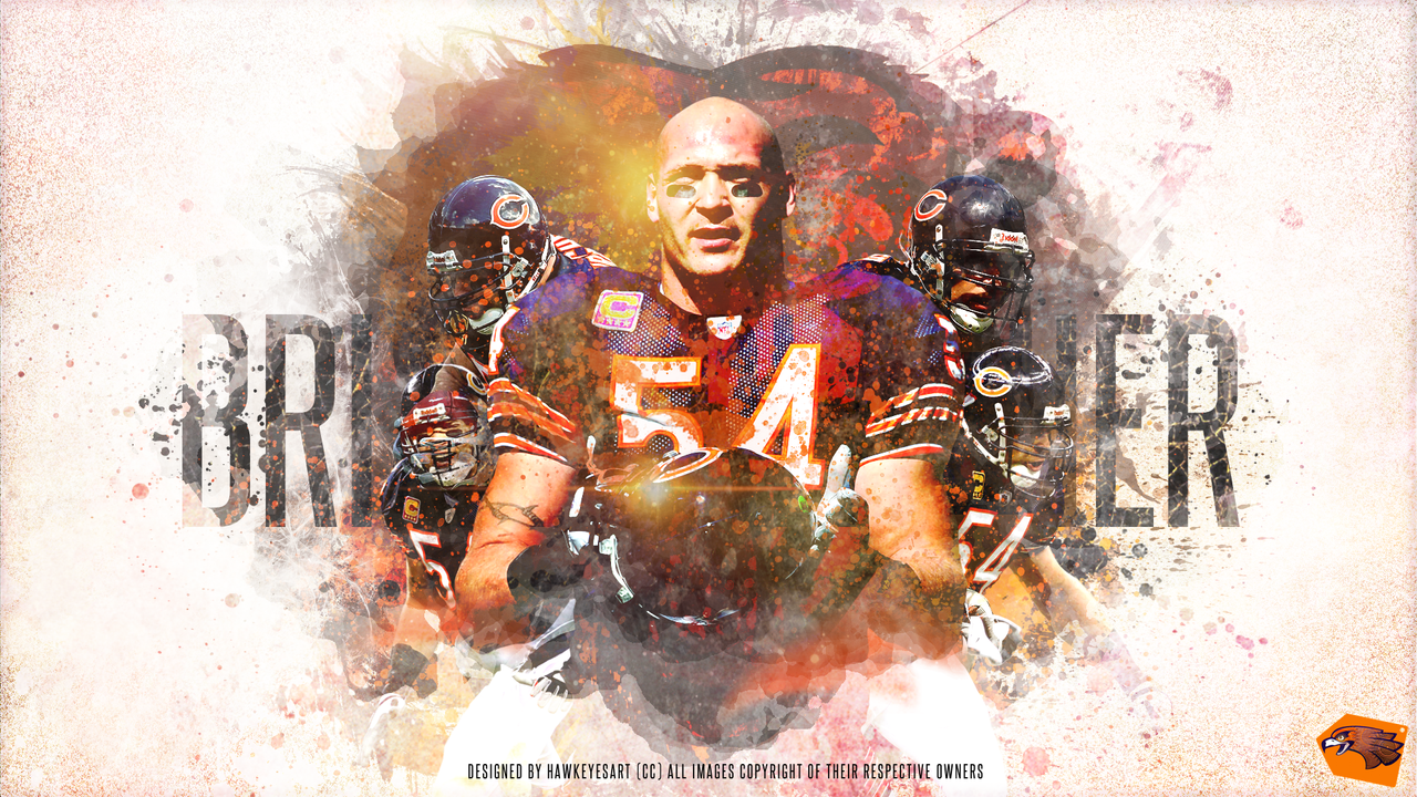 Brian Urlacher by TheHawkeyeStudio on DeviantArt