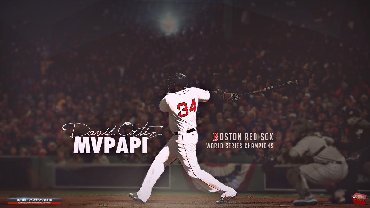 Big MVPapi by TheHawkeyeStudio on DeviantArt