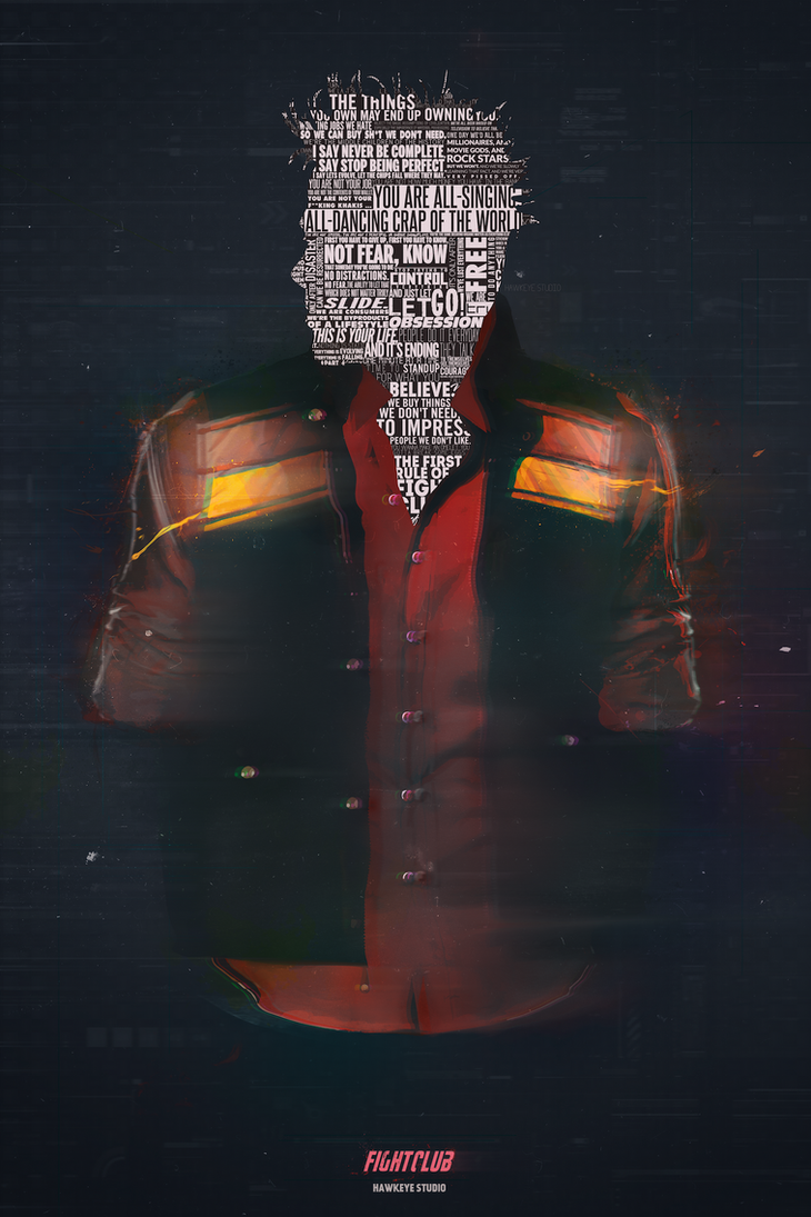 Tyler Durden by TheHawkeyeStudio