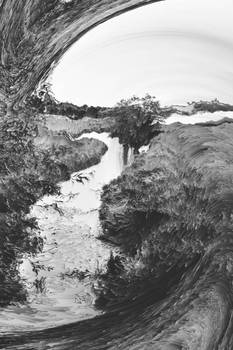 PRINT Eyebrook reservoir