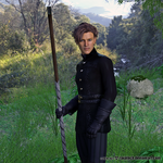 Vesh Tyston - Human Warlock of the Archfey by Raxatech