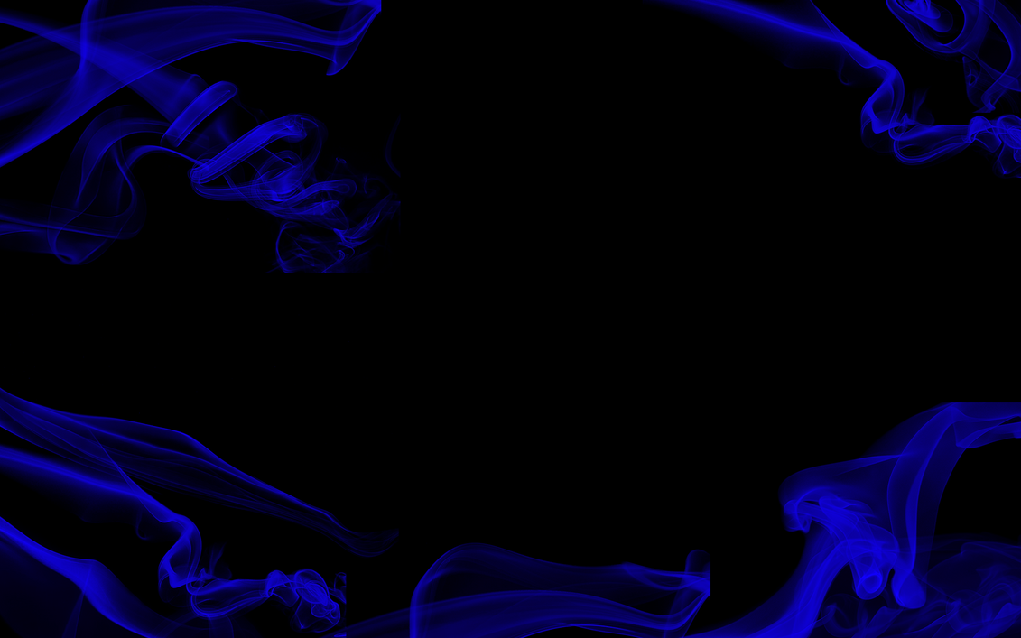 Blue Black Smoke Background Black And Blue Smoke it