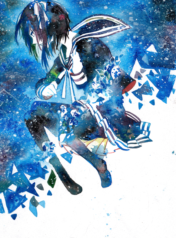 Starry dream by oOoCheeroOo