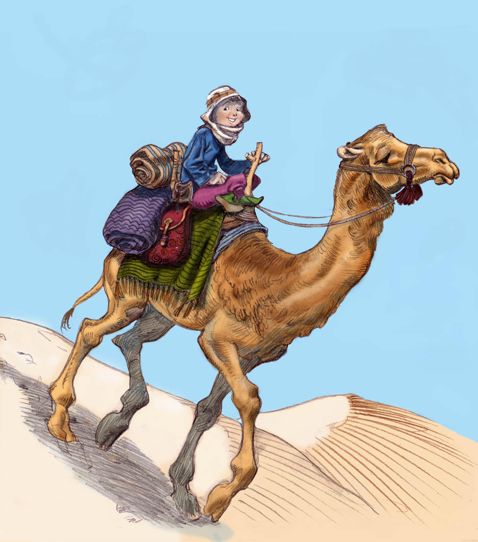 Camel by Aldagon