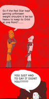 Bionicle An End is an End: Trapped on the Red Star by Invader-Naj